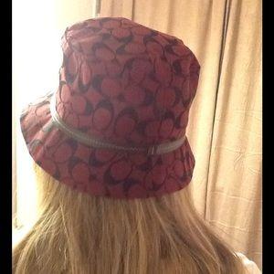 NWOT Coach Hat